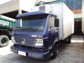 Vw 8-150 Worker 2005 Bau Frigorifico - 8 Graus Financia 100%
