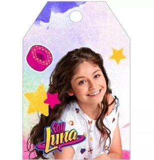 Kit Imprimible Soy Luna Fiesta 3x1