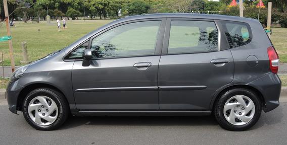 Honda Fit Lx Automático 2008