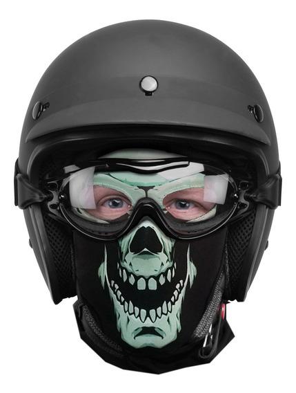 Cuellos Mascara Tipo Pasamontañas Liviana Para Usar En Moto