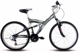 Bicicleta Doble Suspension R20 Top Mega Oferta Limiitada