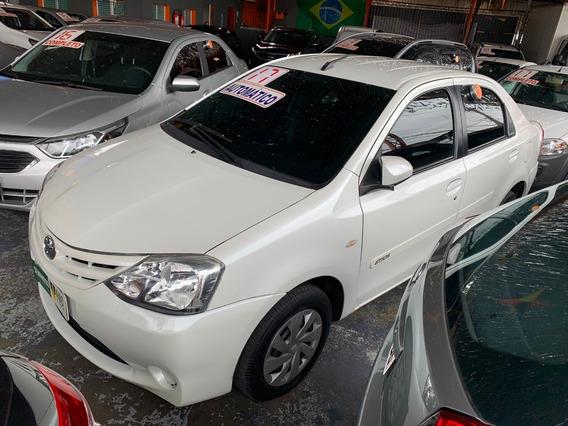 Toyota Etios 1.5 Xs Sedan Auto. Ano 2017 Autos Rr