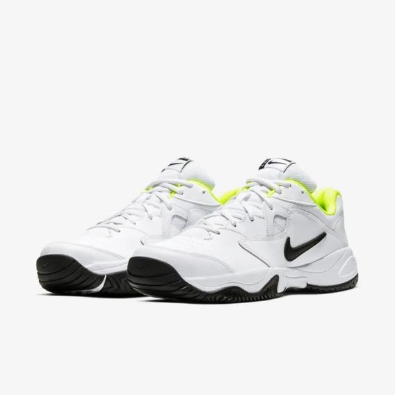 Tênis Para Jogar Tênis Nike Branco Court Lite 2 Masculino