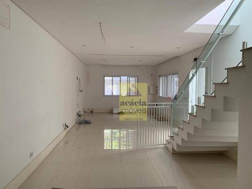 Sobrado Com 3 Dormitórios À Venda, 125 M² Por R$ 1.200.000,00 - Parque São Domingos - São Paulo/sp - So3053