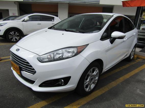 Ford Fiesta Se 1.6 Mt