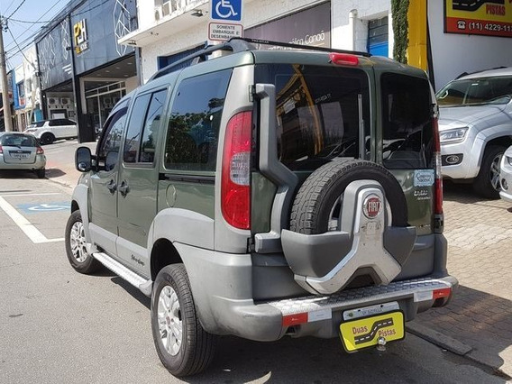 Fiat Doblò Adventure Locker 1.8 Mpi 8v Flex, Ejf2515