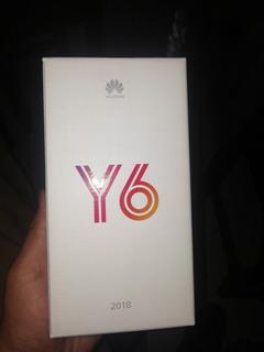 Huawei Y6 2018 Black Dual Sim (85v)