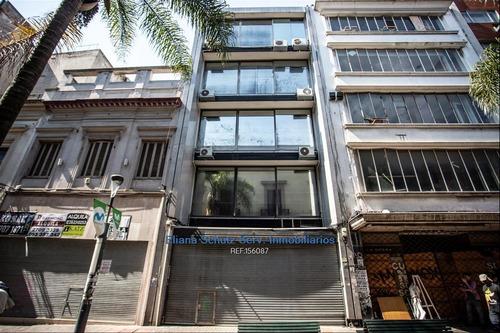 Alquiler Oficina En Edificio Corporativo Ciudad Vieja