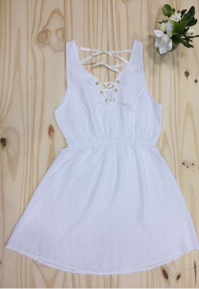 Vestido Fibrana Algodón - Verano Mujer