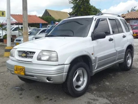 Chevrolet Grand Vitara 5p 2002 Mt 4*4 Full