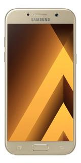 Samsung A7 2017 Muy Bueno Dorado Personal