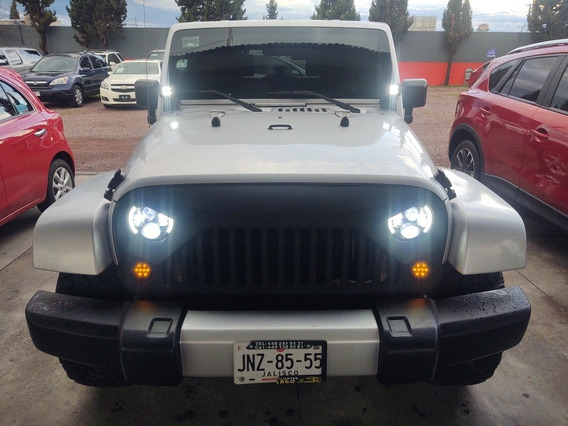 Jeep Wrangler 2009 X Unlimited 4x2 At