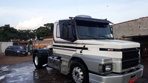 Cavalo Mecânico Scania