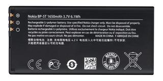 Bateria Nokia Bp-5t Bp5t Lumia 820 825 805 710 603 1650mah