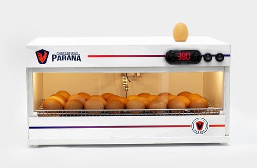 Chocadeira Automática 48 Ovos + Ovoscopia + Brinde