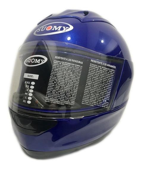 Casco Moto Suomy Motoscba