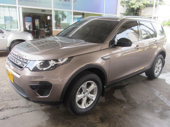 Land Rover Discovery Sport 2 L