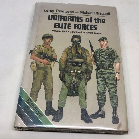 Catálogo De Uniformes De Tropas De Elite De Vários Países