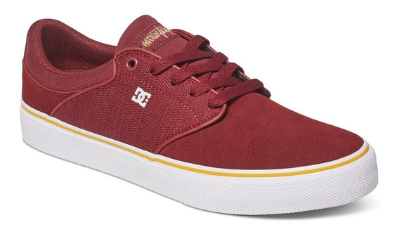 Zapatillas Dc Shoes Mikey Taylor Vulc Bordo