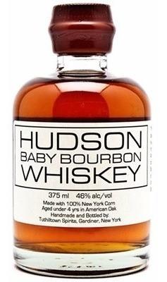 Whisky Bourbon Hudson Baby 100% Maíz Edición Limitada Usa.