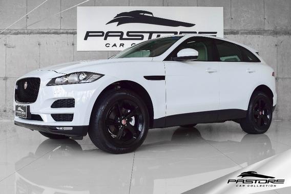 Jaguar F-pace Prestige 20d