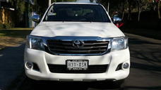 Toyota Hilux 2014 Doble Cabina Sr 4 Puertas