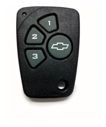 Carcasa Llave Control 4 Botones Chevrolet Aveo Optra Spark