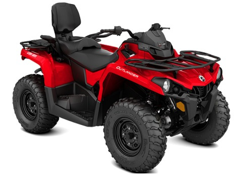 Can Am Quadriciclo 570 Max 2019