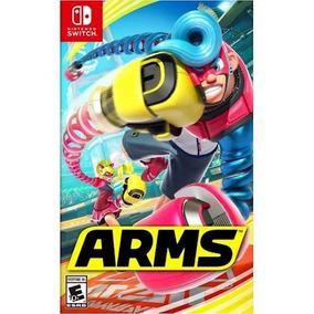 Arms - Nintendo Switch - (lacrado!)