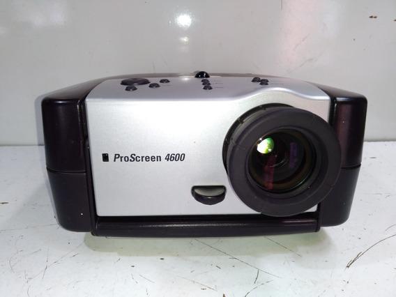 Projetor Philips Proscreen 4600