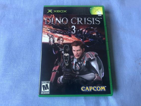 Dino Crisis 3 Original Completo Xbox Classico