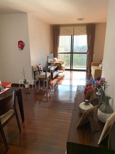 Apartamento A Venda Em Moema  - Cf63508