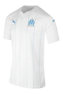 Camisa Do Olympique De Marseille Nova 19/20 - Original