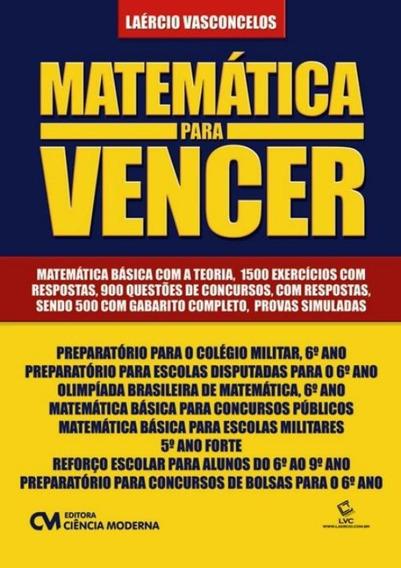 Matematica Para Vencer