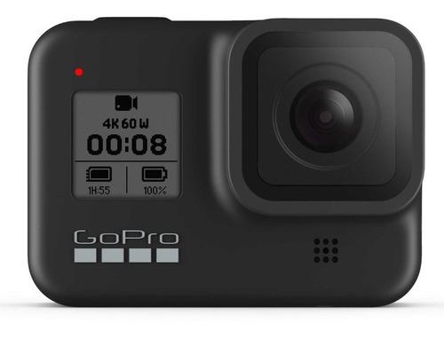 Gopro Hero 8 Black 12mp 4k Wi-fi