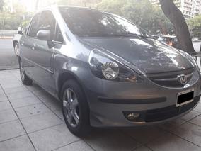 Honda Fit Setenta Mil Km Certificados