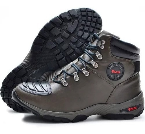 Bota Coturno Worker Estilo Macboot/ Timb