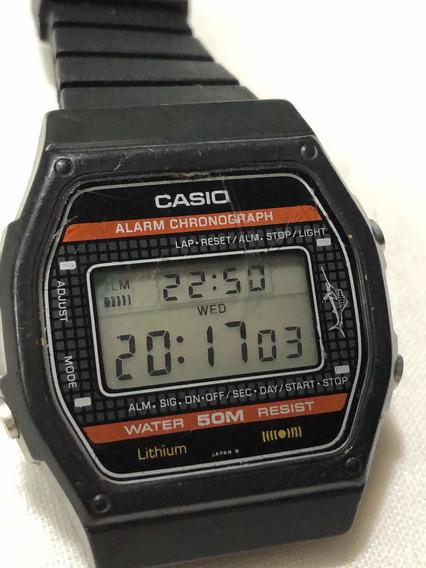 Relógio W-22 Digital Marlin (máquina Diferente)