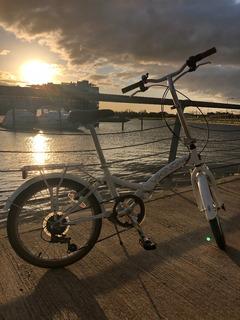 Bicicleta Plegable Viking Rodado 20¨ Casi Nueva