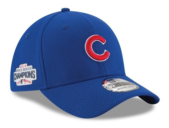 Gorra New Era Chicago Cubs 2016 Campeones 2016 World Series