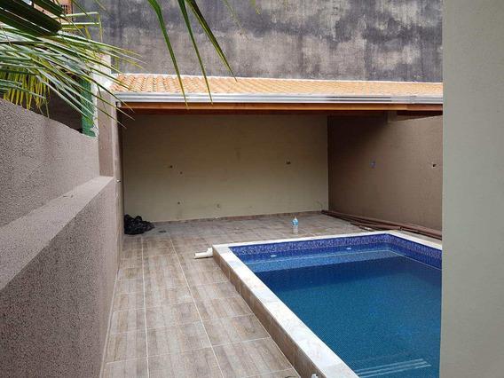 Casas Novas, Com 2 Dorms E Piscina Em Itanhaém- Cod: 334 - V334