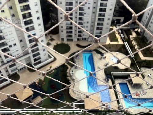 Imagem 1 de 15 de Apartamento Em Jardim Parque Morumbi  -  São Paulo - 2606
