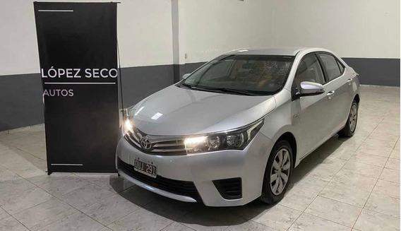 Toyota Corolla 2015 1.8 Xli Cvt 140cv