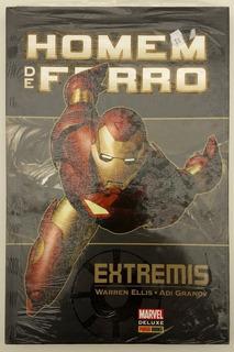 Hq Homem De Ferro Extremis - Novo/lacrado