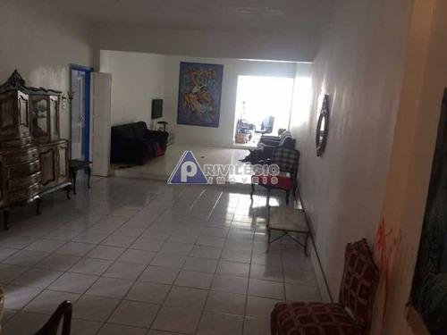 Apartamento À Venda, 3 Quartos, 1 Suíte, Copacabana - Rio De Janeiro/rj - 6466