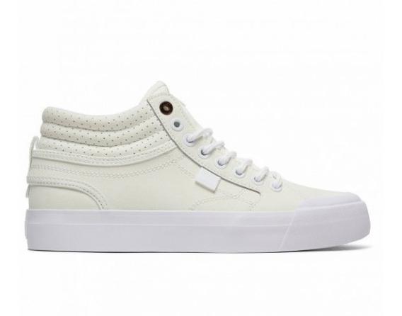 Zapatillas Evan Hi Se (wht) Dc Shoes