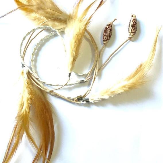 Headband Tiara Penas Enfeite Cabelo * 1 Unidade