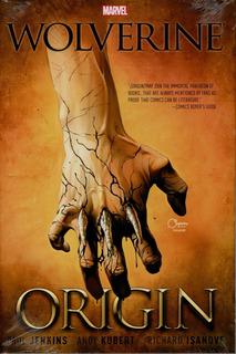 Wolverine Origin Hc - Marvel Comics - Robot Negro