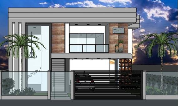 Casa Para Venda Em Volta Redonda, Jardim Belvedere, 3 Dormitórios, 3 Suítes, 5 Banheiros, 4 Vagas - 019_2-204010