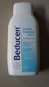 Crema Locion Corporal Beducen 400ml